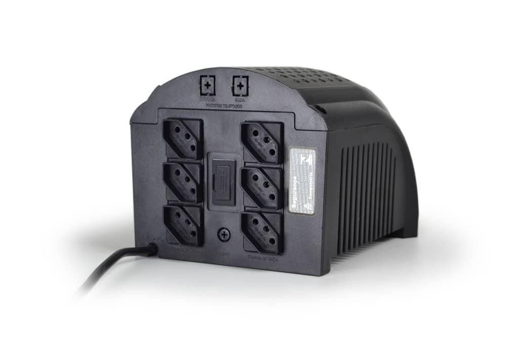 Os estabilizadores TS Shara EVS Line foram desenvolvidos para atender as demandas para proteção em energia dos equipamentos eletrônicos em geral